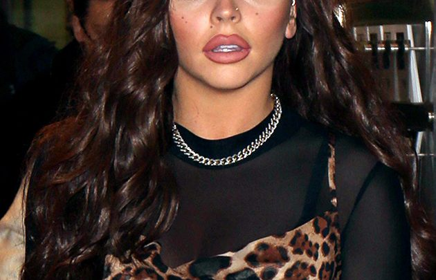 Did Little Mix star Jesy Nelson just throw shade at Chris Hughes?
