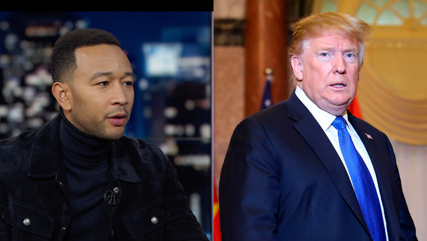 John Legend Disses Donald Trump: Calls Him A 'Complete Moron' After Dining With 'Good Human' Obama
