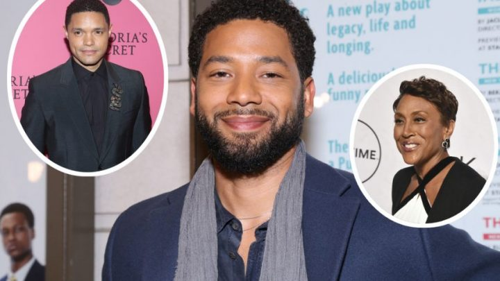 Jussie Smollett's 'GMA' Interview Had Some ABC Staffers Doubting His Attack Story — &#