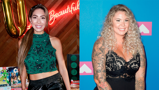 Kailyn Lowry On Why She Shaded Farrah Abraham For Showing Daughter, 9, In Underwear