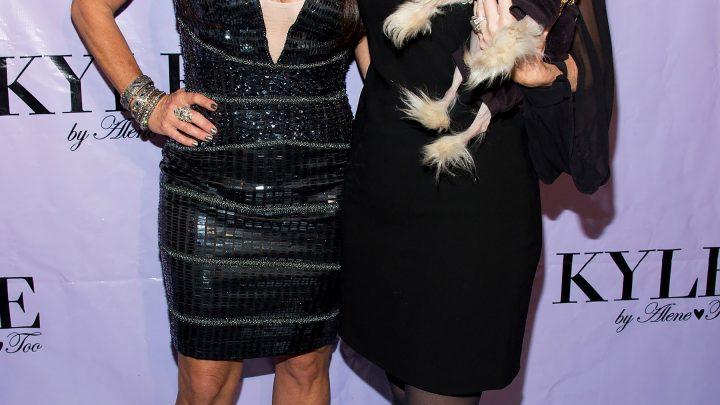 Kyle Richards Hasn't Spoken to Lisa Vanderpump Since Getting Kicked Out of Her House on RHOBH