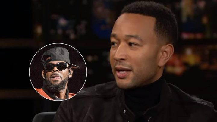 John Legend Explains to Bill Maher Why He Spoke Up About R. Kelly, Talks #MeToo In Music Industry