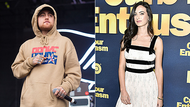 Mac Miller & Cazzie David 'Leaned On Each Other' After Ariana, Pete Splits — Did They Secretly Date?