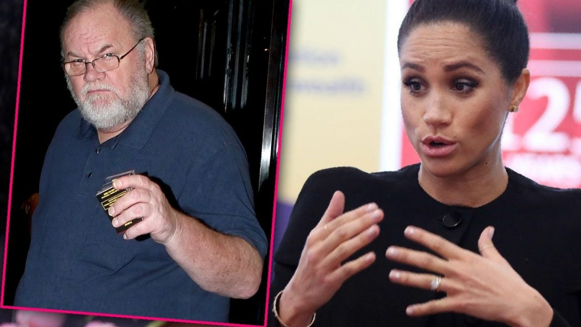 Thomas Markle Reveals How Meghan Begged Him In Letter To Stop Attacking Harry
