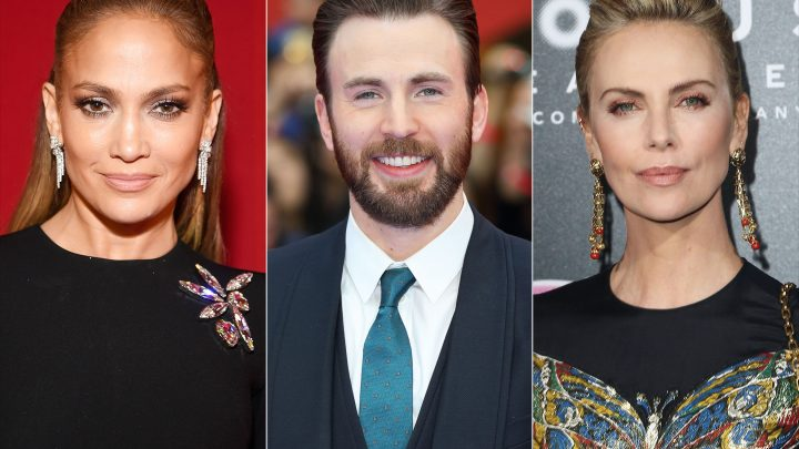 Chris Evans, Jennifer Lopez and Charlize Theron Among First Round of 2019 Oscars Presenters