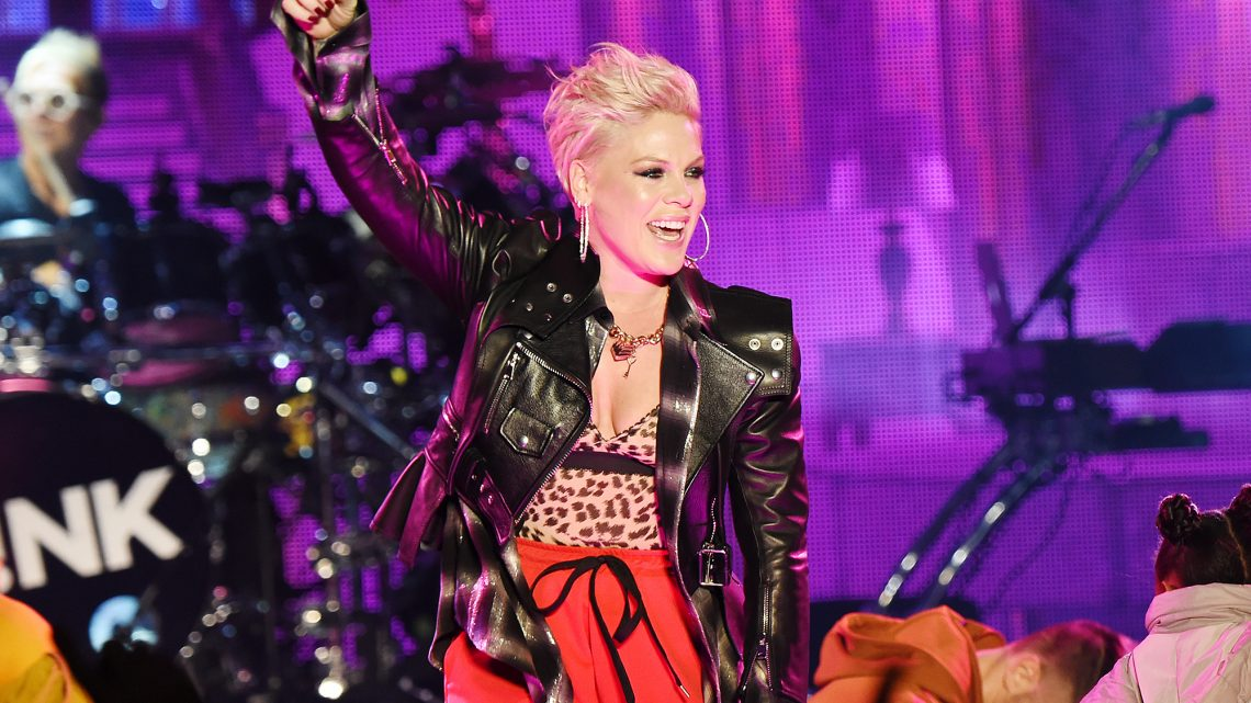 Pink Gets the Party Started in Hollywood, Plus Janelle Monáe, Rami Malek & More