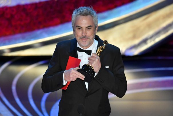 'Roma' Brings Mexico Its First Foreign Language Oscar Win