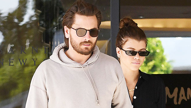 Sofia Richie Gets Trolled Over New Pic With Scott Disick: You're 'Too Young' For Him — 'Is That Your Dad?'
