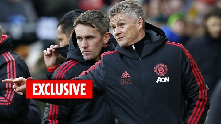 Solskjaer WILL be named Man Utd boss full-time as the board make up mind over selecting ex-striker above Pochettino