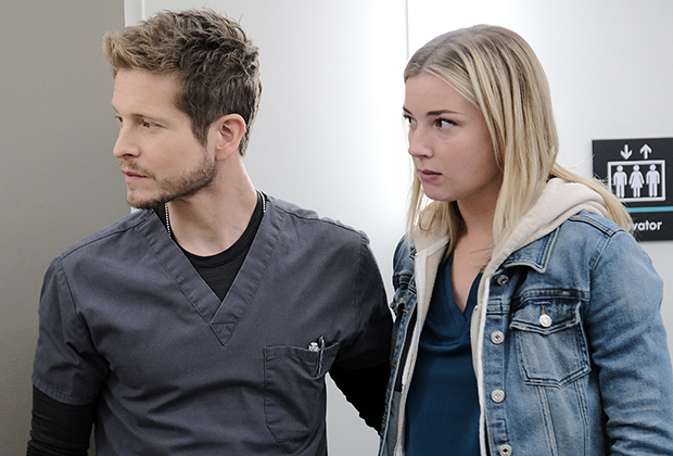 The Resident Boss Previews Nic's Potential Love Triangle, 'Huge Crisis' for Mina, Possible Deaths (!) and More