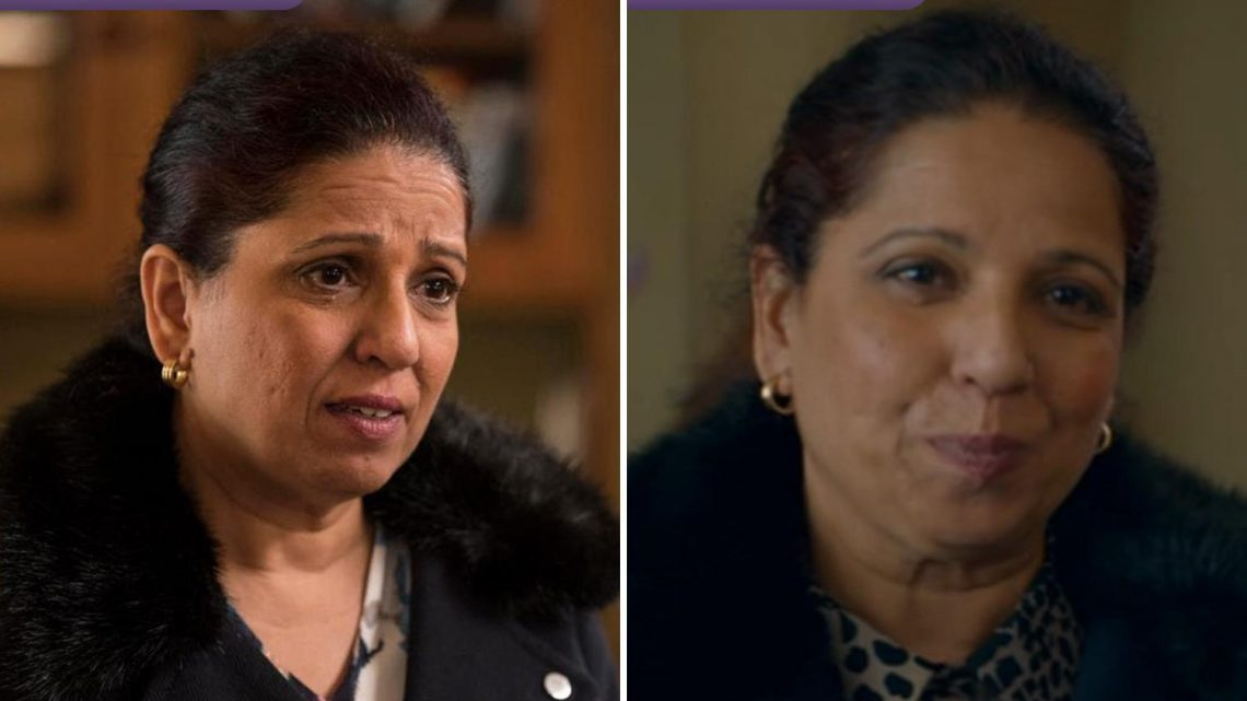 Cleaning Up viewers thrilled as they spot EastEnders' Gita Kapoor as Sheridan Smith's landlady