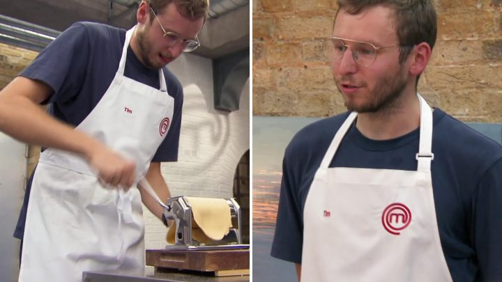 Masterchef contestant Tim reveals he's NEVER eaten a ready meal – and viewers are outraged