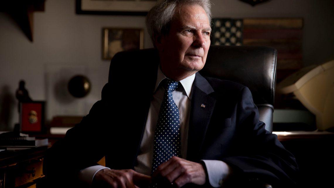Walter B. Jones, maverick GOP congressman, dead at 76