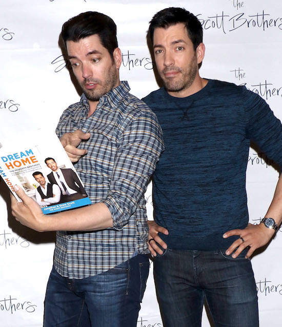 The Property Brothers Made Half A BILLION Dollars Last Year