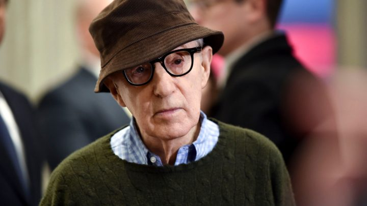 Woody Allen Sues Amazon Over Axed Movie Deal