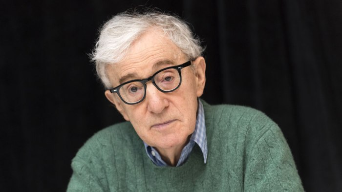 Woody Allen Files $68 Million Suit Against Amazon for Film Deal Breach