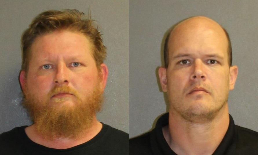 Florida men plotted to rape girl, 3, detailed in disturbing text messages, police say
