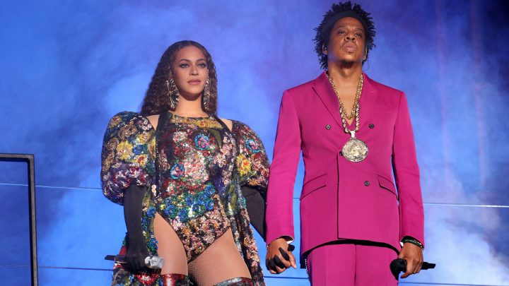 Beyonce and Jay-Z 'bow down' to Duchess Meghan at Brit Awards: 'Congrats on your pregnancy'