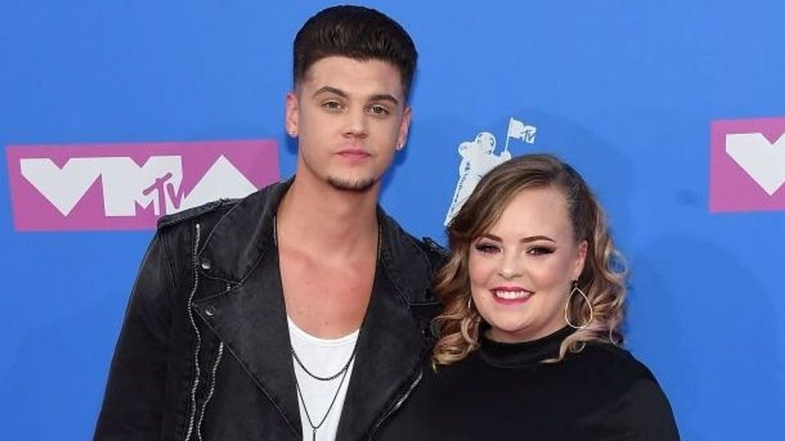 'Teen Mom' Catelynn Lowell and Tyler Baltierra welcome baby girl and her name is…