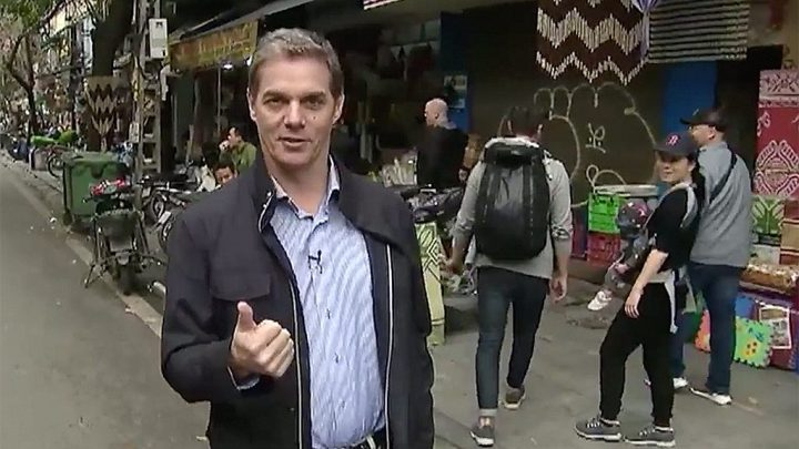 Bill Hemmer: Seeing the 'ultimate sale' in Trump's Vietnam deal with Kim Jong Un on the streets of Hanoi
