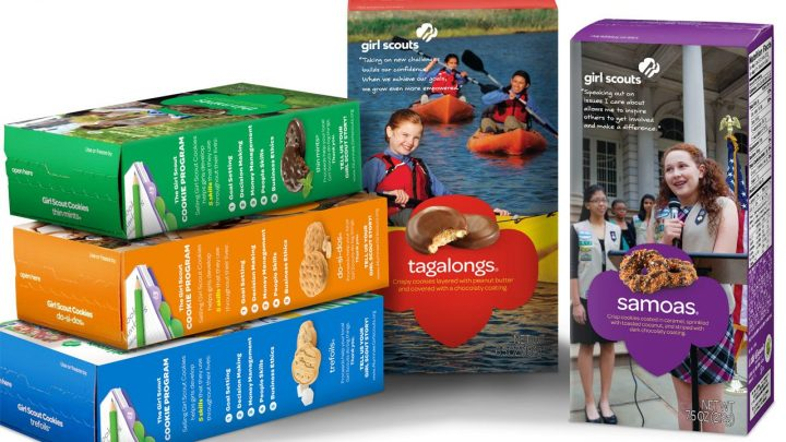 Girl Scout leader removed as stolen-cookie claim crumbles