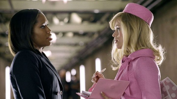 Regina King's Oscars win may help prove this 'Legally Blonde 2' fan theory