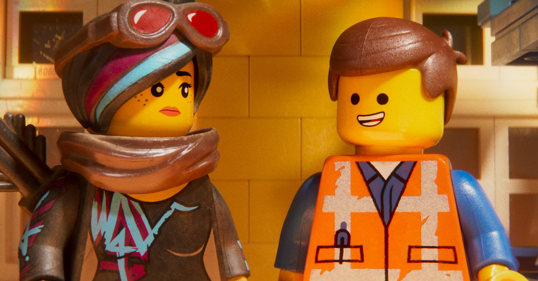 'The Lego Movie 2' Tops Box Office, but Falls Short of Expectations