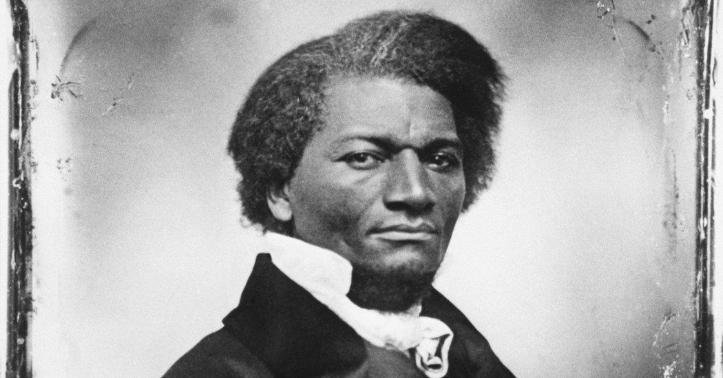 Frederick Douglass's Original New York Times Obituary From 1895
