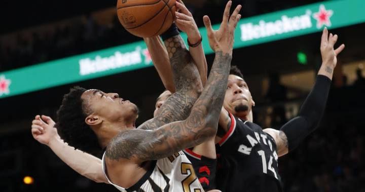 Siakam, VanVleet set career highs to lead Toronto Raptors past Atlanta Hawks