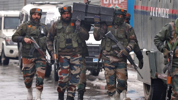 India's Sitharaman warns Pakistan after Jammu attack