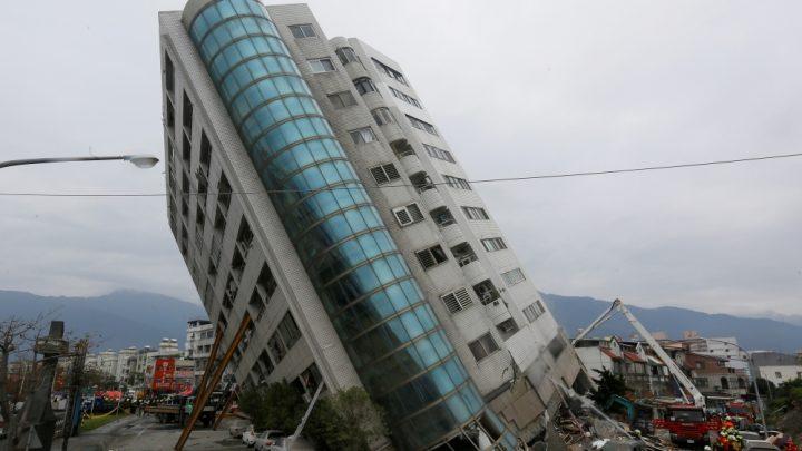 Taiwan quake: Death toll rises, 7 left missing