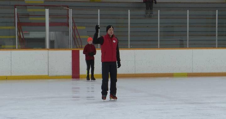Kurt Browning describes 'lifelong love affair' with figure skating at Kingston-area seminar