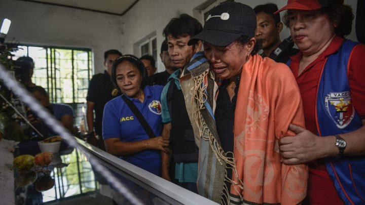 Senator: Rodrigo Duterte's drug war has killed 20,000