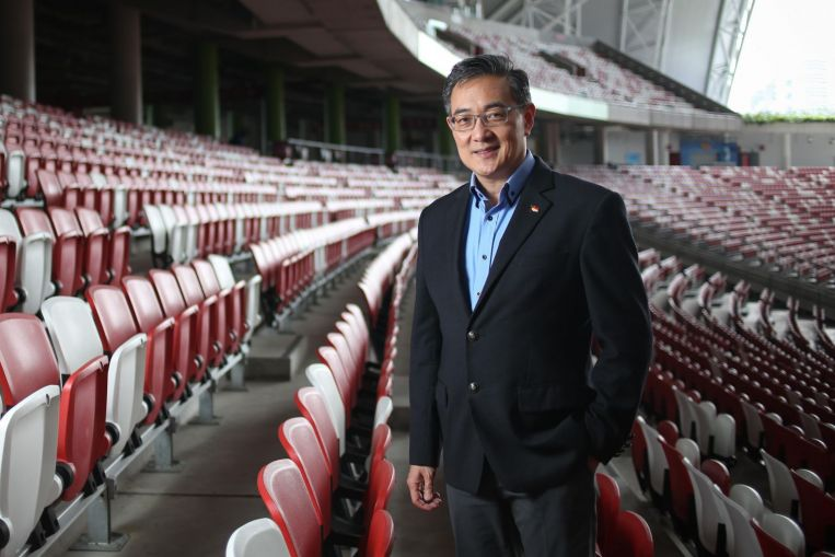 Sports Hub CEO Oon Jin Teik to leave after HSBC Singapore Rugby Sevens in April