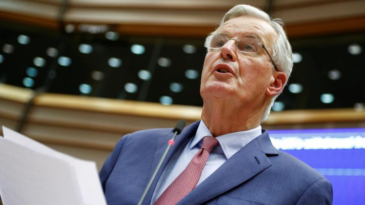 Brexit withdrawal agreement cannot be reopened: Barnier