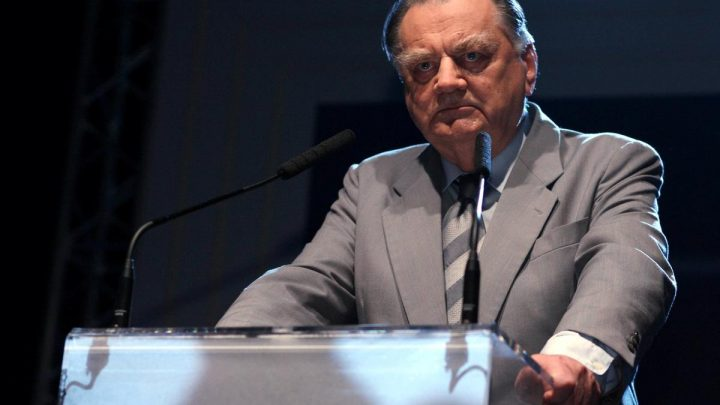 Poland's former prime minister Olszewski dies at 88:  state TV