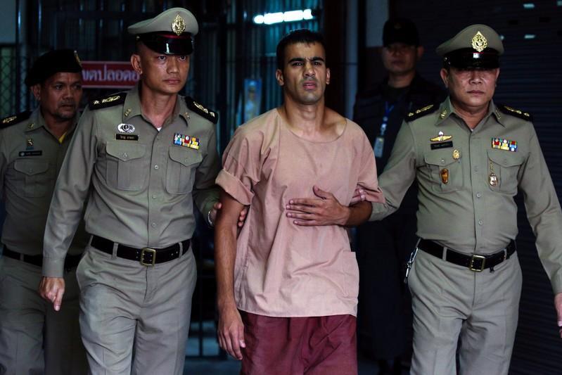 Refugee Bahraini footballer boards plane leaving Thailand for Australia: Reuters witness
