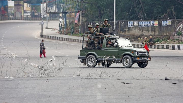 India hunting for mastermind of Kashmir bombing