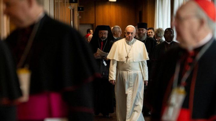 At Pope's abuse summit, Church seeks to fix 'systematic failures'
