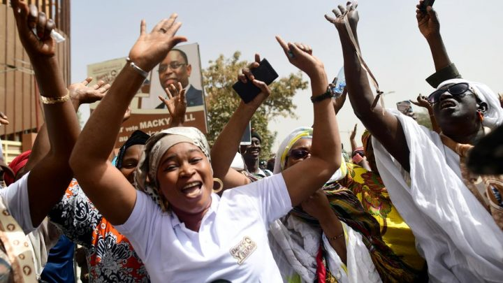 Senegal president wins re-election on back of economic boom, opposition unhappy