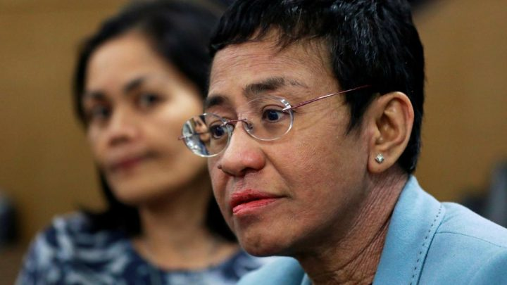 Philippines frees journalist on bail after global outcry over press freedom