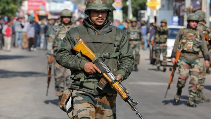 U.S. backs India's right to defend itself after Kashmir attack