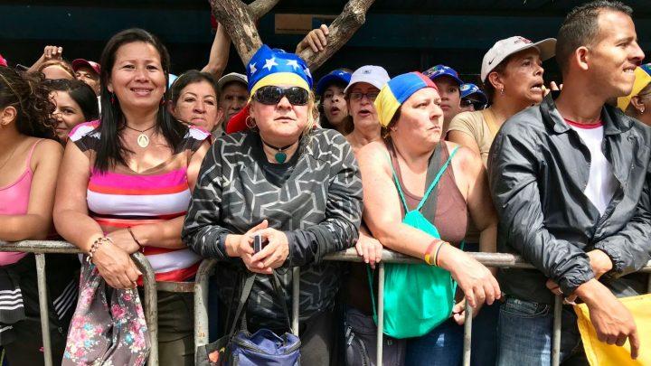 Venezuela's political superstar Guaido shines on, as Maduro refuses to budge