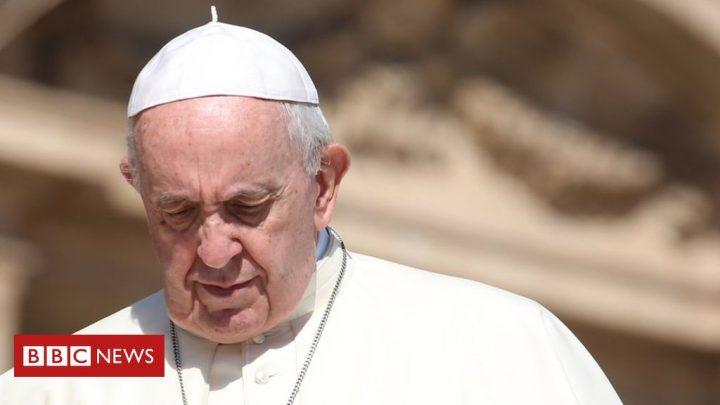 The Pope's biggest challenge