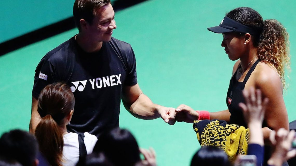 Naomi Osaka Ditched Her Coach After One Wildly Successful Year And No One Knows Why