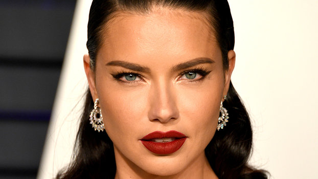 Adriana Lima Constantly Breaks This Strict Skincare Rule