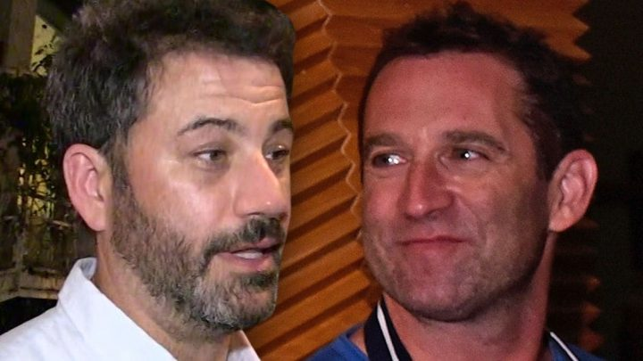 Jimmy Kimmel's Friend Adam Perry Lang Cleared in 911 Criminal Threats Case