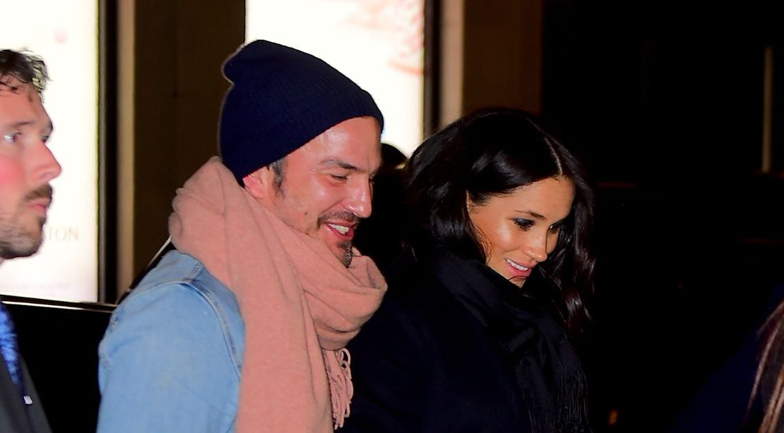 How Meghan Markle's 'fixer' became 'second most important man in her life'