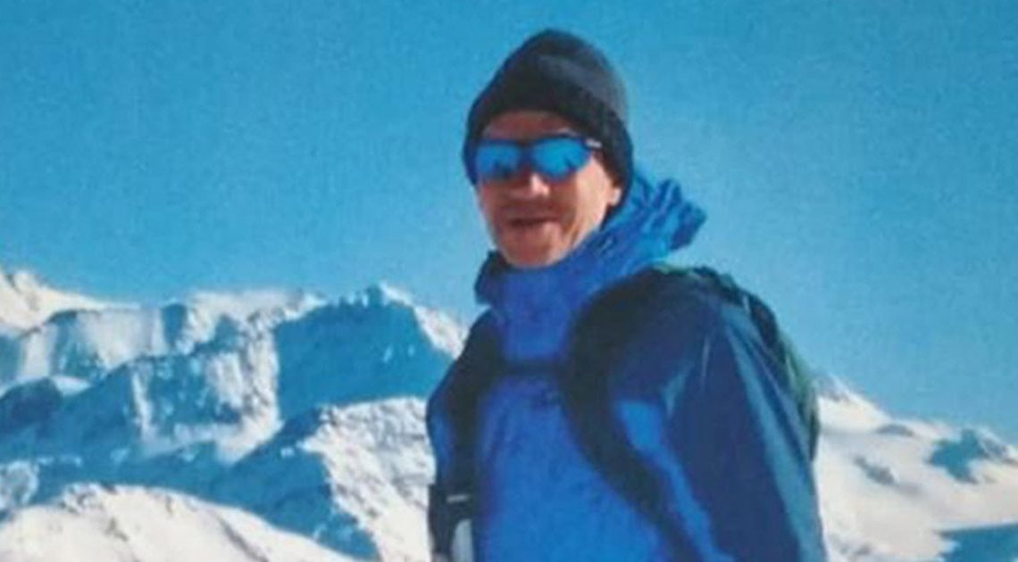 British doctor feared dead after going missing in French Alps on family trip