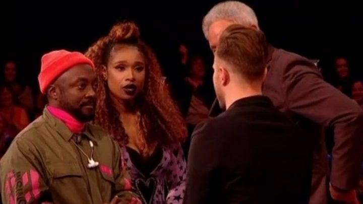 The Voice viewers fear for coaches after spotting big issue with their outfits